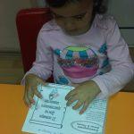 Деня на християнското семейство децата от първа б гр. ,,Звездица''